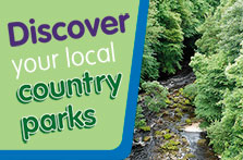 Link to country parks web pages