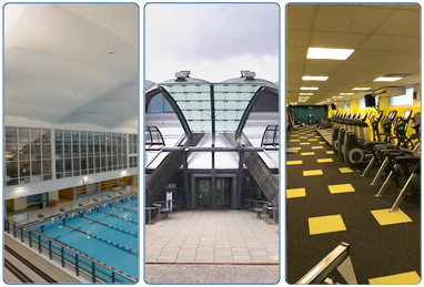 The Dollan Aqua Centre East Kilbride