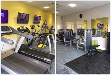 The Gym at Fernhill Community Centre, Rutherglen, South Lanarkshire