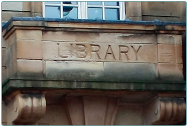 Library location across South Lanarkshire.