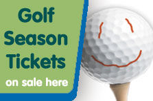 Golf season tickets on sale here