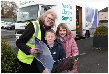 South Lanarkshire Leisure and Culture Mobile Library