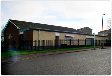 Springhall Community Centre