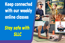 Link to the South Lanarkshire Leisure and Culture COVID 19 Facebook classes