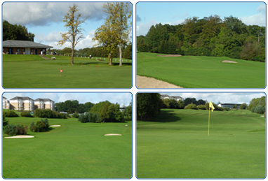 Strathclyde Park Golf Course