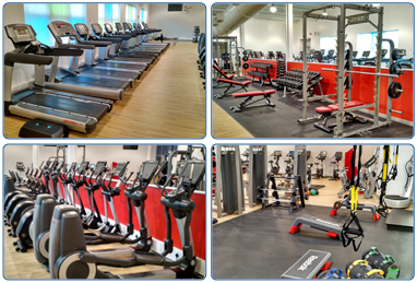 Eastfield Lifestyle Gym South Lanarkshire Leisure And