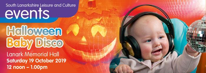 Halloween Baby Disco