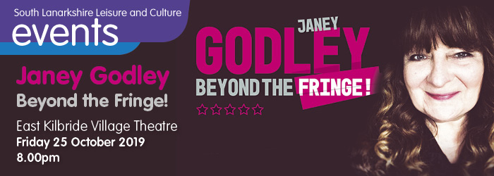 Janey Godley Beyond the Fringe!