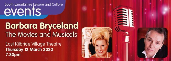 Barbara Bryceland - The Movies and Musicals