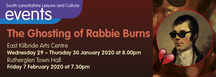 The Ghosting of Rabbie Burns Slider image