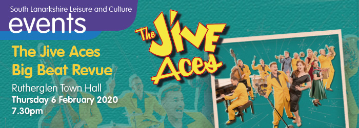 The Jive Aces Big Beat Revue Slider image