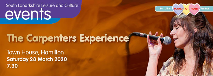 The Carpenters Experience Slider image