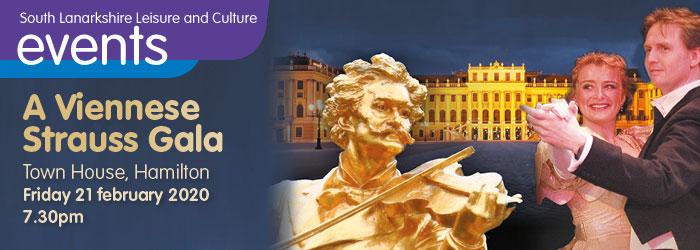 A Viennese Strauss Gala