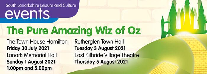 The Pure Amazing Wiz of Oz Slider image