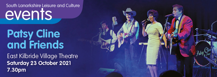 Patsy Cline and Friends at Village Theatre East Kilbride Slider image