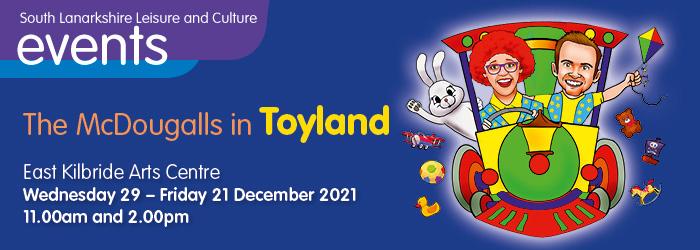 The McDougalls in Toyland Slider image