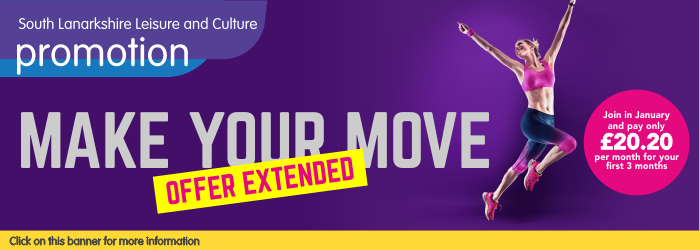 Fitness Membership Offer - Make Your Move
