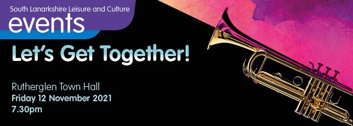 Let's Get Together Slider image