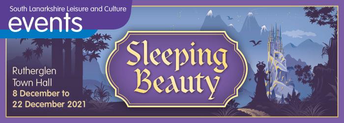 Sleeping Beauty at Rutherglen Town Hall Slider image