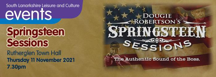Springsteen Sessions Slider image