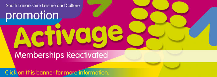 Activage Memberships Reactivated Slider image