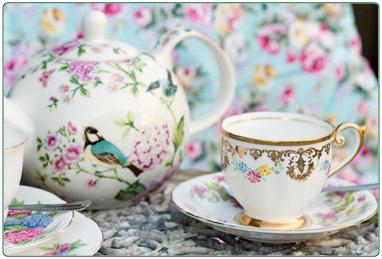 Afternoon tea celebrations