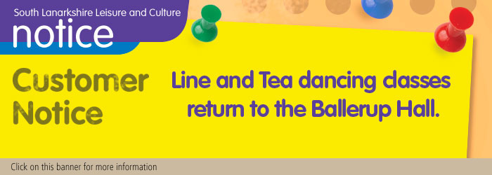 Ballerup Hall Line Dancing and Tea Dancing Sessions