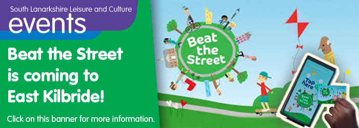 Beat the Street is coming to East Kilbride!