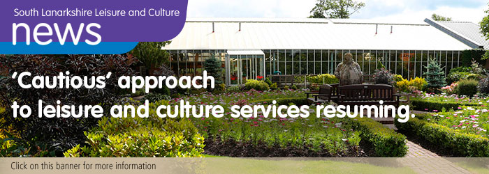 'Cautious' Approach to Leisure and Culture Services Resuming