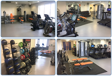 The Gym at Coalburn Leisure Complex