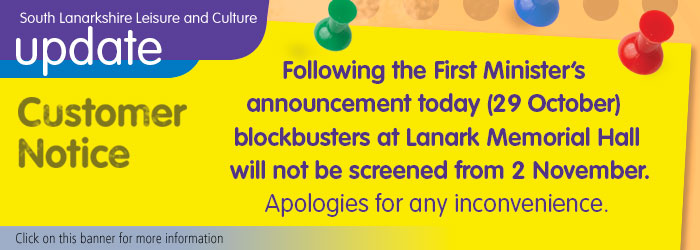 LMH blockbusters postponed