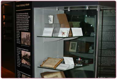 First World War – Arts Development partnership