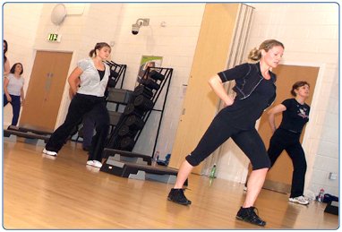 All SLLC Fitness class descriptions