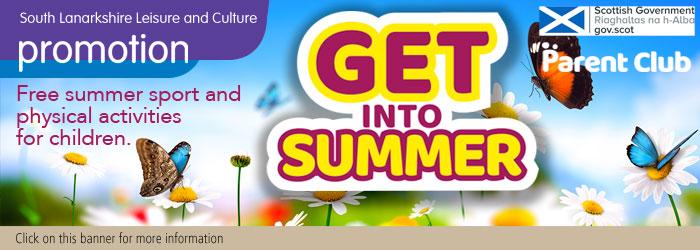 Get into summer with Active Schools Slider image