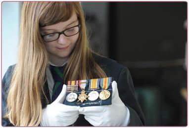 First World War – Hamilton Grammar School's Memorial Art Project