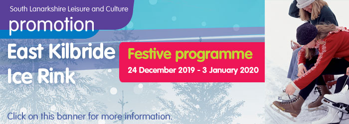 East Kilbride Ice Rink festive opening times