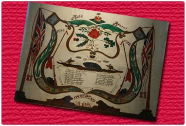 Dykehead Rows WW1 Roll of Honour