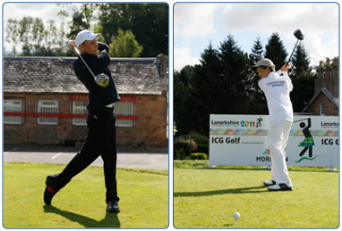 Junior Coaching at Playsport Golf Centre