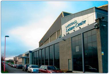 Larkhall Leisure Centre