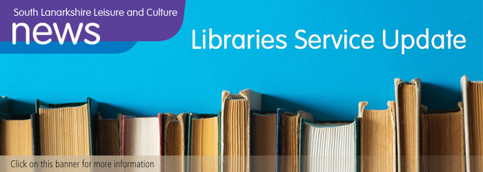 Libraries Service Update Slider image