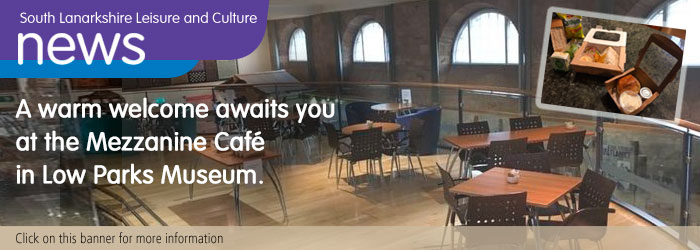Low Parks Museum Mezzanine Cafe Reopens