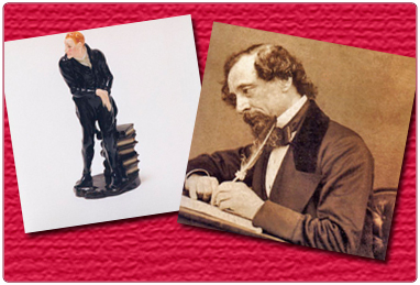 Charles Dickens Royal Doulton Figurines