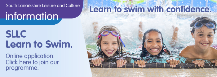 SLLC Learn to Swim - online application Slider image