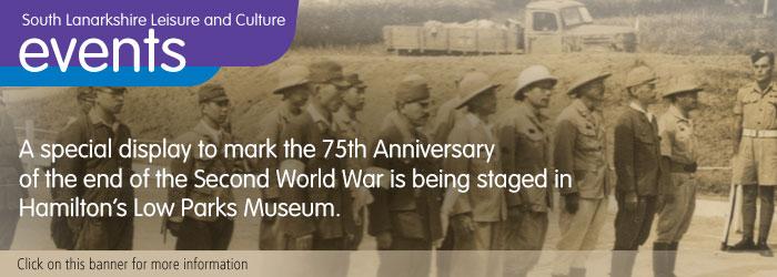 Low Parks Museum marks VJ Day 75 Slider image
