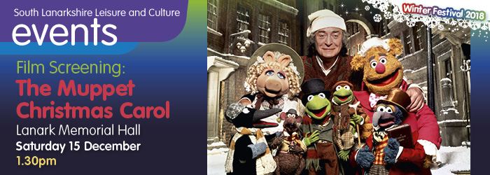 Film Screening: The Muppet Christmas Carol