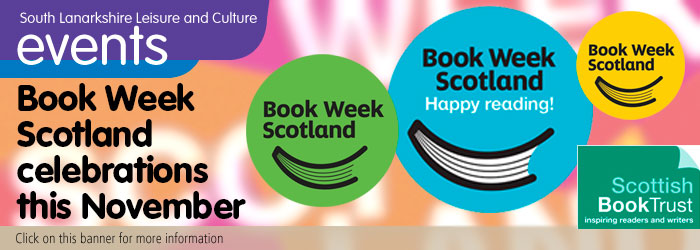 Book Week Scotland Celebrations 18-23 November 2019