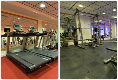 Larkhall Leisure Centre Gym South Lanarkshire Leisure